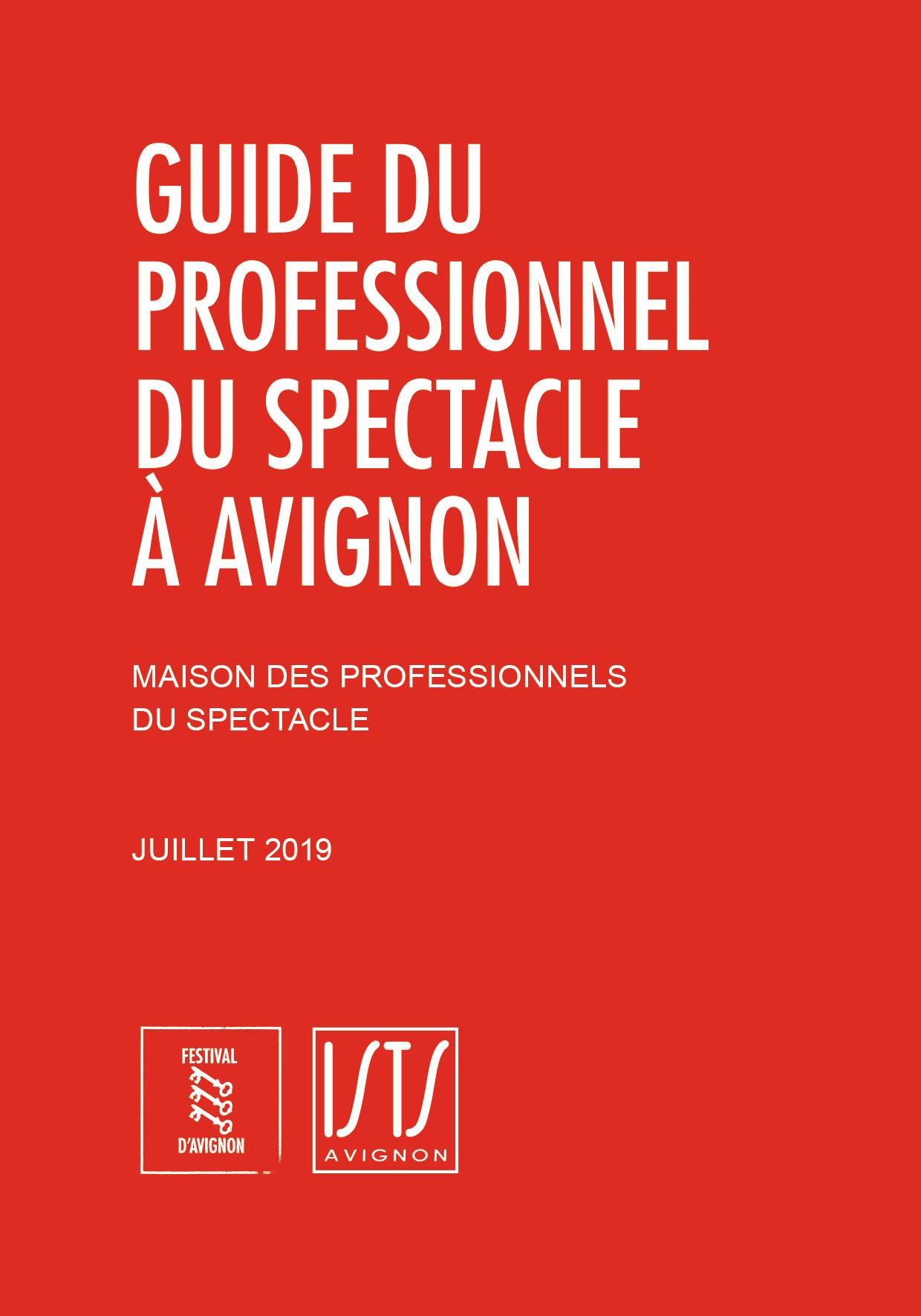 Guide du professionnel du spectacle vivant 2019