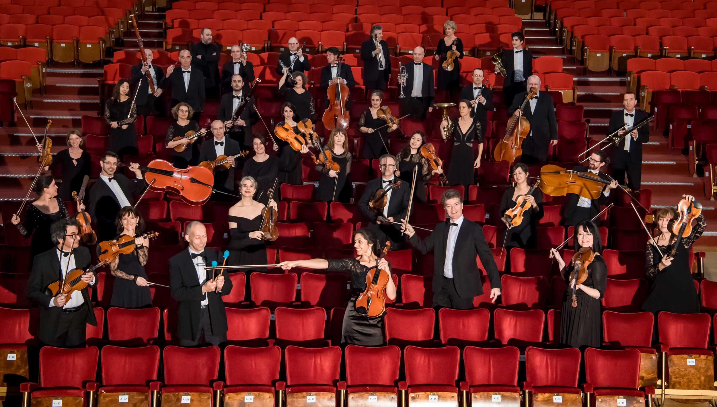 Orchestre - © Delestrade